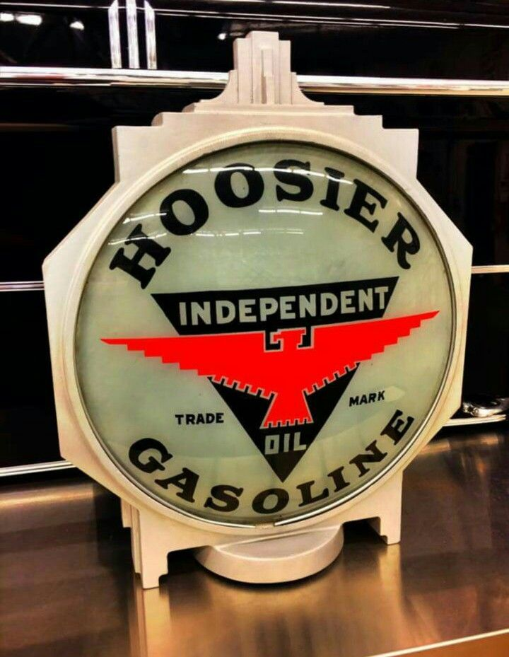 Original Hoosier Independent Gas Globe Lenses