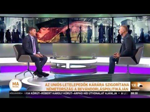 Georg Spöttle: A magyarok zavarják Merkelt, nem az európai kultúránkat b...