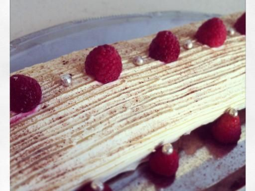 Marmiton buche fruits rouges