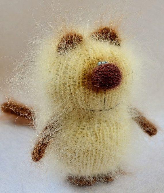 Siam Kätzchen Spielzeug - gefüllte handgestrickte Amigurumi Wolle Spielzeug Miniatur Puppen Katzen Spielzeug Funny Cat Katzenspielzeug Softie Kätzchen Plüsch Valentinsgeschenk