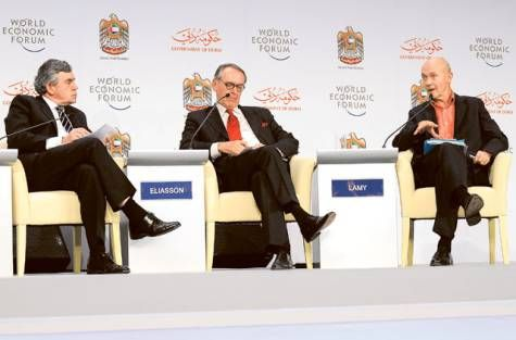 Dubai: The UAE will host the Summit on Global Agenda Councils until 2018 in both Abu Dhabi and Dubai under a strategic agreement with the World Economic Forum (WEF) during Davos Annual Meeting 2013 in Switzerland, signed by the UAE Minister of Cabinet Affairs, Mohammad Abdullah Al Gergawi, and the Founder and Executive Chairman of the World Economic Forum, Professor Klaus Schwab.