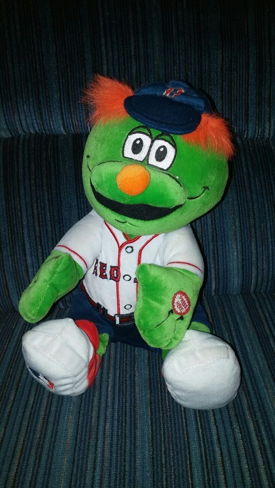 Rare Boston Red Sox Wally The Green Monster Sings Sweet Caroline