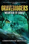 A great zombie middle grade novel, the first of a series.: Zombies Books, Books Worth, Scary Ish Books, Gravedigg Mountain, Scary Books, Bones Gravedigg, Books Review, Adult Books, Halloween Books