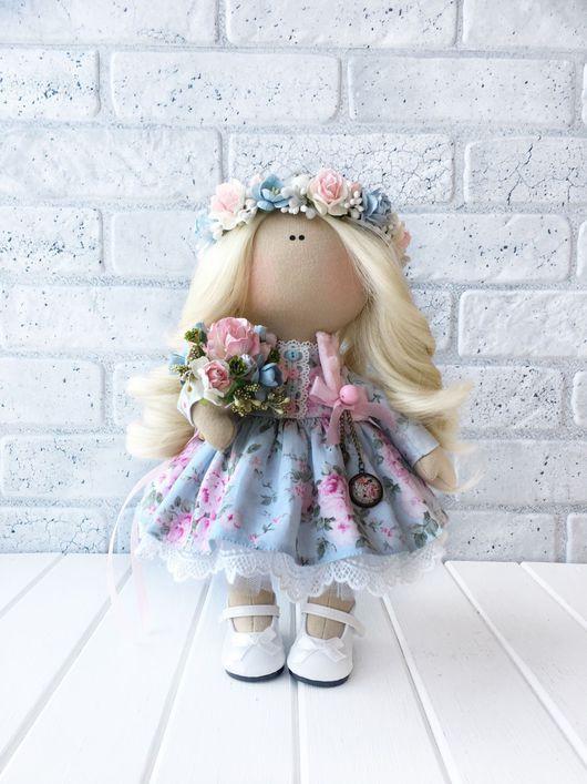 Коллекционные куклы ручной работы. Ярмарка Мастеров - ручная работа. Купить Кукла ручной работы Diana.. Handmade. кукла текстильная