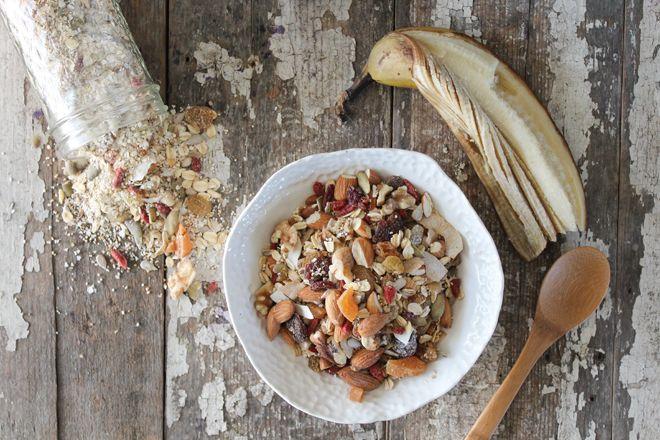 Nourishing Muesli // nutritionstripped.com