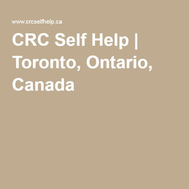 CRC Self Help   Toronto, Ontario, Canada
