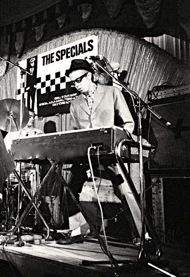 Jerry Dammers - founder and creative director for British ska revivalists, the Specials. The group started its own label, Two Tone, and paved the way for several other bands in the genre.