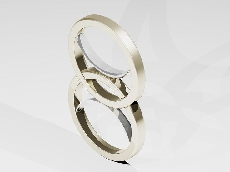 I have patent protection and copyright all rights reserved for the whole concept and project of the mandorla pair ring.