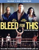 Bleed for This [Blu-ray/DVD] [2 Discs] [English] [2016]