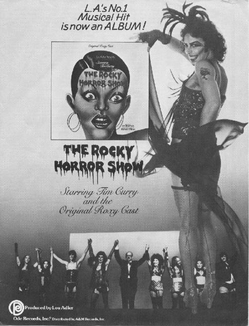 The Rocky Horror Show.