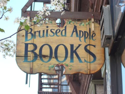 Love the name of this little book store