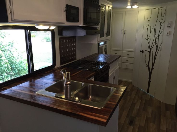 Rv Countertop Options : 76 best images about RV Ideas on Pinterest Open roads, Rv ...