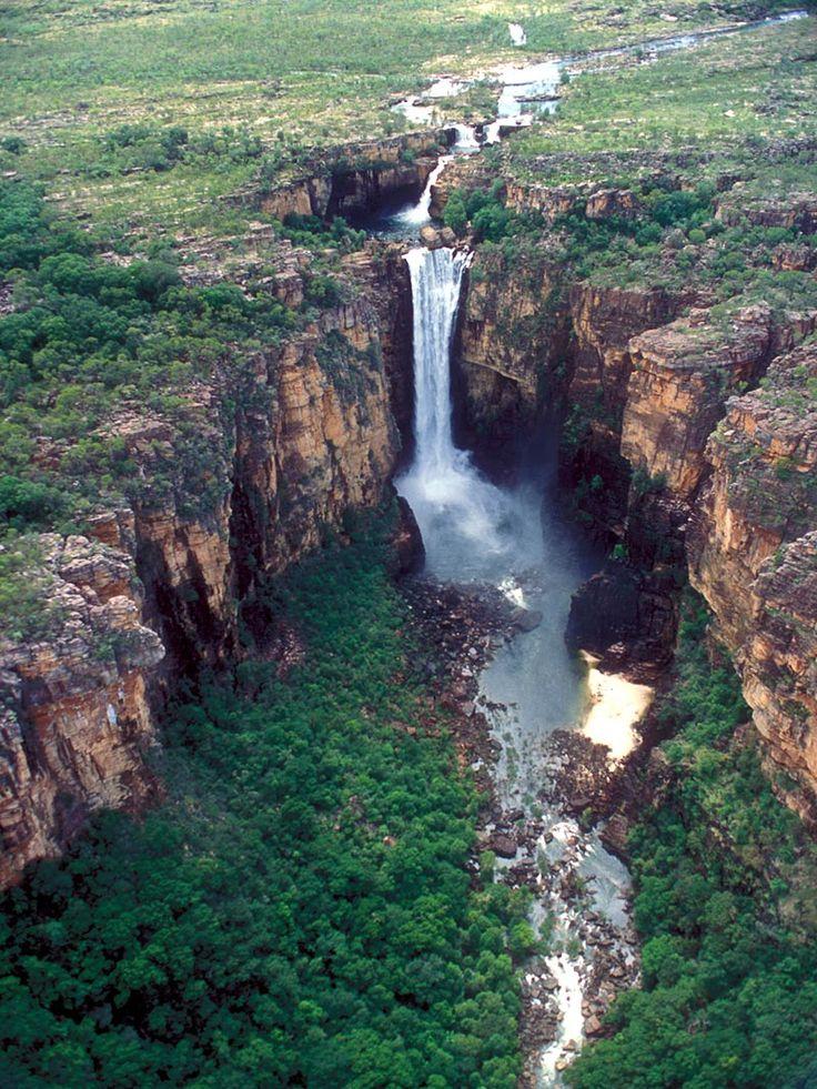 Jim Jim Falls - Kakadu National Park, Australia