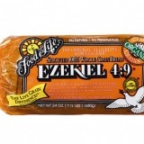 Ezekiel 4:9 Organic Sprouted Whole Grain Products.. Great on a gluten and wheat free diet :) LOVE Ezekiel bread!
