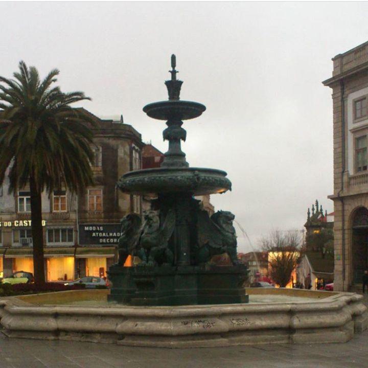 #Porto #Praça dos Leões