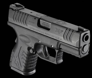 say hello to my little friend :) springfield xd subcompact 9mm