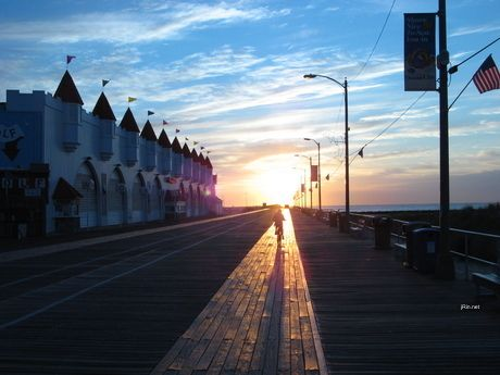Ocean City, NJ - I've spent almost every summer weekend here for the last three years!
