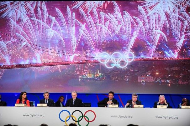 The International Olympic Committee selected Tokyo, Madrid to host the 2020 Summer Olympics.