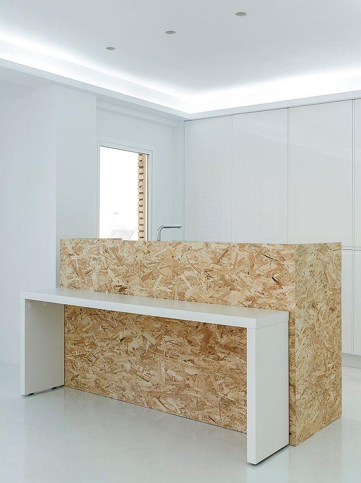 M s de 1000 ideas sobre cocinas integrales de madera en - Osb reformas ...