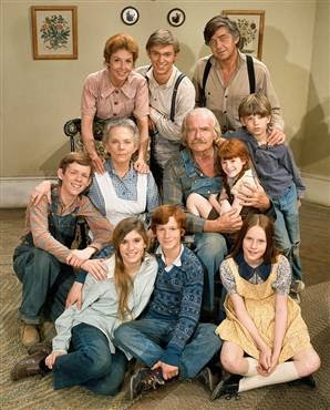 "1st TV broadcast of ""Waltons"" on CBS - Sept 13, 1972"