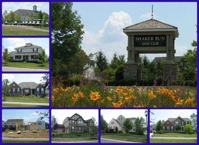 Shaker Run Of Lebanon Ohio 45036 Homes For Sale Including New Construction, Patio  Homes,