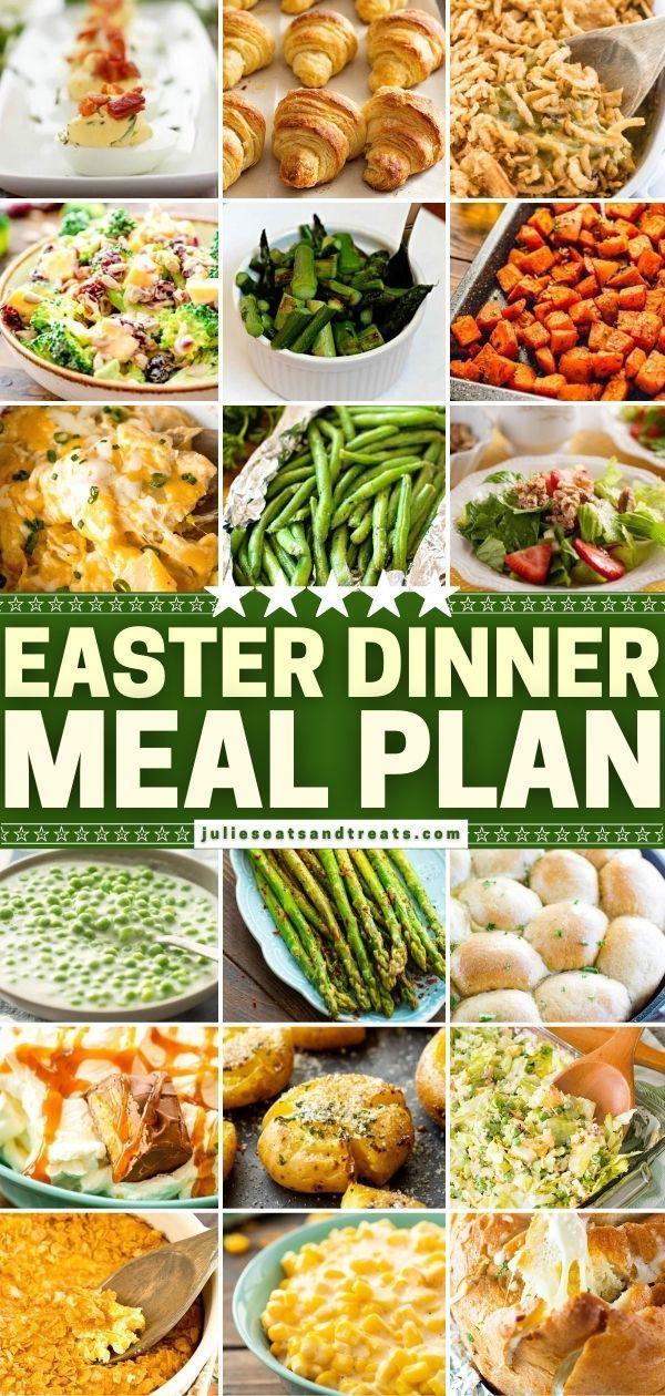 Easter 2021 Dinner