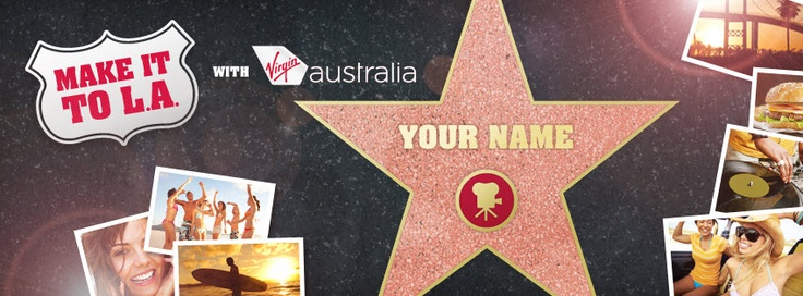 Want to make it to LA? Enter our comp for your chance to WIN 2 return flights to LA with Virgin Australia! *For NZ residents only* http://www.facebook.com/WebjetNZ/app_426908680686080