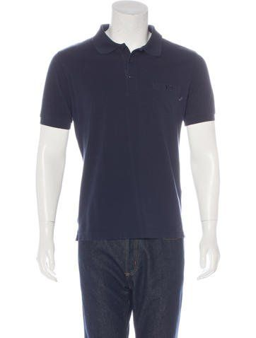 Y-3 Embroidered Polo Shirt