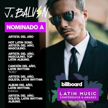 J Balvin recibe 7 nominaciones a los Premios Billboard Latinos 2017 - https://www.labluestar.com/j-balvin-recibe-7-nominaciones-los-premios-billboard-latinos-2017/ - #7-Nominaciones-A, #Billboard, #J-Balvin, #Latinos-2017, #Los-Premios, #Recibe #Labluestar #Urbano #Musicanueva #Promo #New #Nuevo #Estreno #Losmasnuevo #Musica #Musicaurbana #Radio #Exclusivo #Noticias #Hot #Top #Latin #Latinos #Musicalatina #Billboard #Grammys #Caliente #instagood #follow #followme #tagforlike