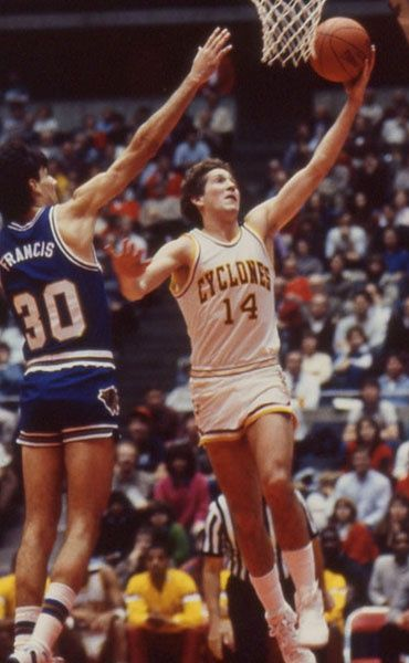 jeff hornacek, iowa state, basketball