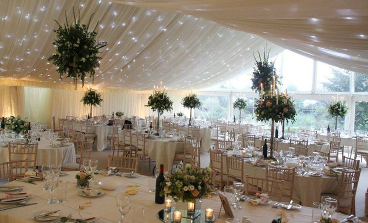 Good Intents - Wedding Marquee hire in West Midlands & South West