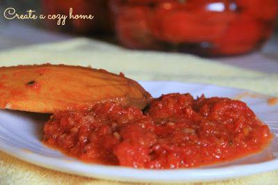 Create a cozy home: Sos salsa, varianta mea