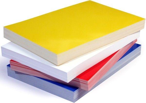 Chromolux A4 czerwony /100szt EXCLUSIVE  - skóropodobne okładki do bindowania dwustronnie kolorowe,  - opakowanie 100 szt  Cena netto:      22.75 zł