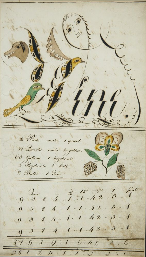193 Best Images About Calligraphy On Pinterest Antiques