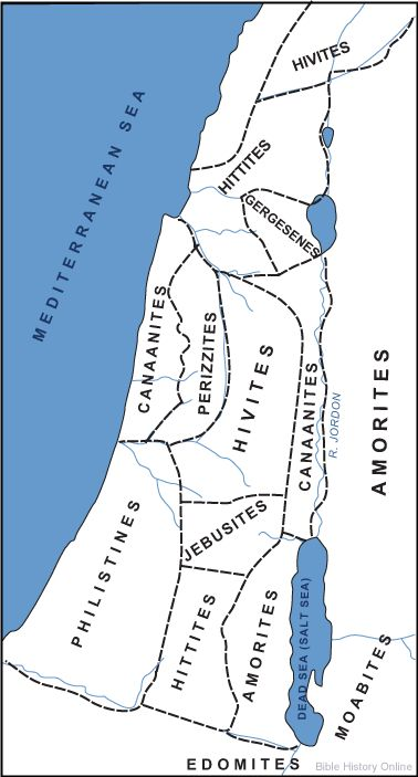 http://www.bible-history.com/maps/canaanite_nations.html  Map of the Canaanites