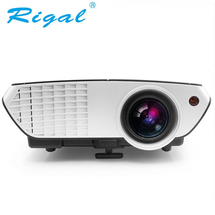 Rigal Projector Android 4.4 WIFI Airplay Miracast 3D Full HD LED Projector 2000 Lumens TV Home Theater LCD Video VGA Beamer.  Model RD803 Basic Version RD803 Android Version Photo Brightness 2000lumens 2000lumens Native Resolution 800*480(RGB) Max bolster 1920*1080P 800*480(RGB) Max bolster 1920*1080P Input, best offer