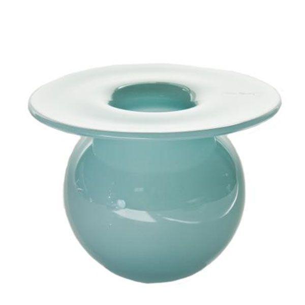 Boblen Winter Wonderland Vase, Blå, Magnor
