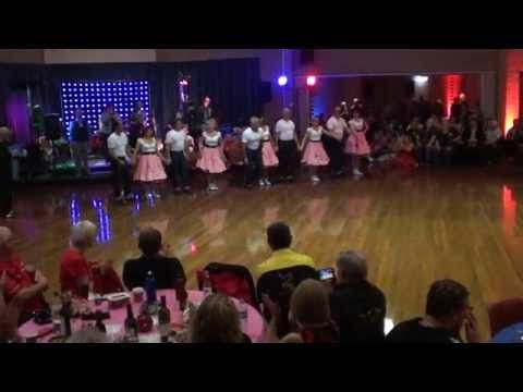 Melb Open Dance Championship 2016 Teams - Hub Cats - YouTube
