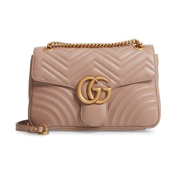 36f42a26ce8 Trendy Women s Bags   Picture Description Medium gg marmont 2.0 matelasse  leather shoulder bag by Gucci