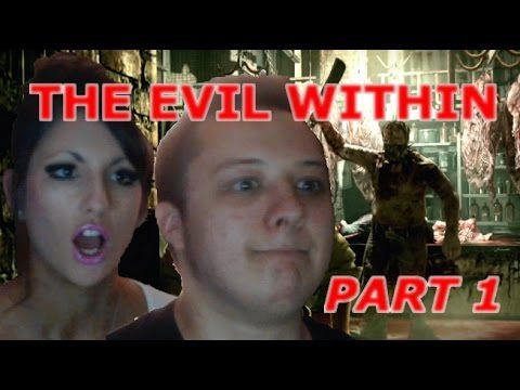 The Evil Within: Chapter 1, the evil within walkthrough, watch the evil within online