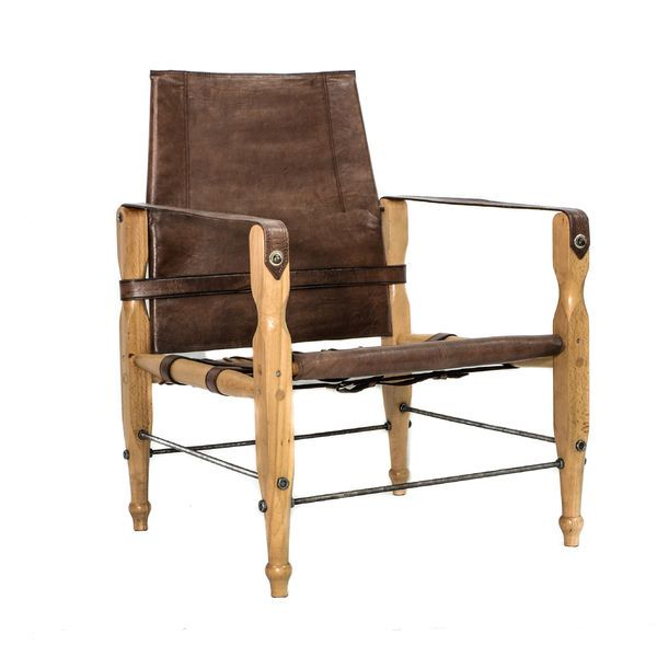 This classic Safari chair has become one of world's most popular and recognizable design and is a must have for every family now. www.shop.zocohome.com