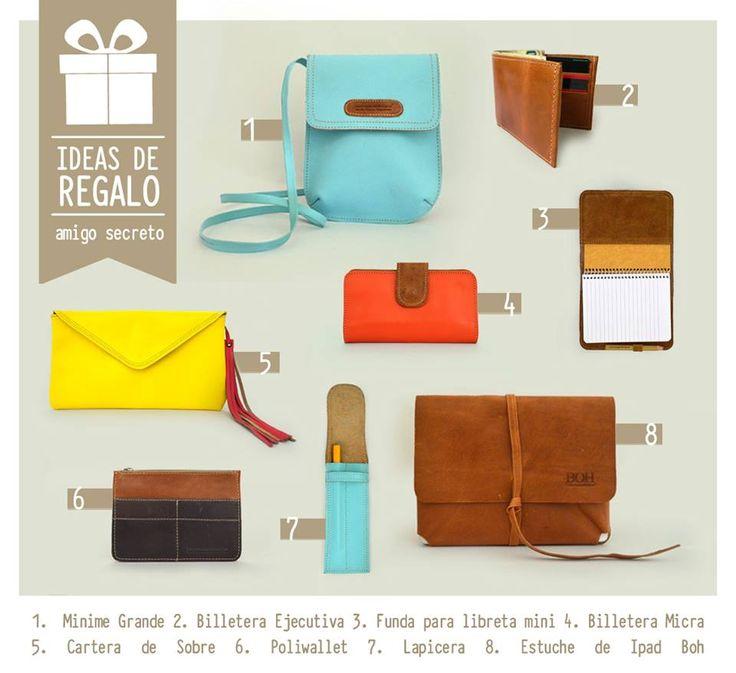 Gift ideas by Cueropapel&tijera