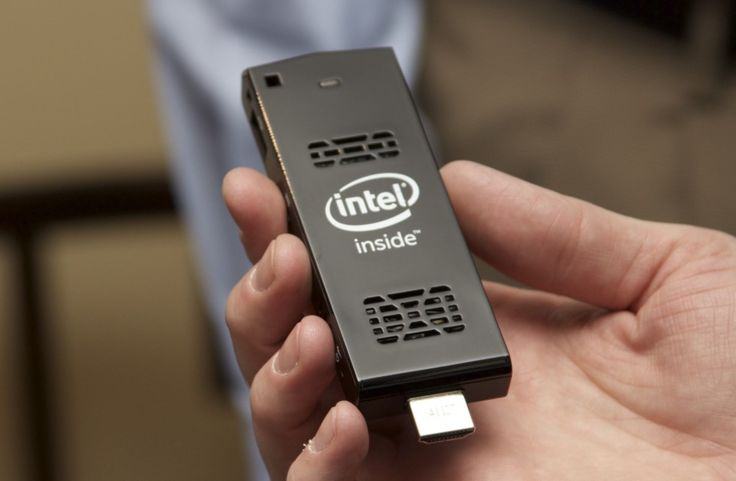 "Intel's ""Compute Stick"" is a full Windows or Linux PC in an HDMI dongle 
