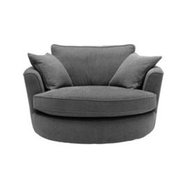 Like the idea of a snuggle chair for two.  Not specifically this one but this one swivels!  That sounds cool! :-)