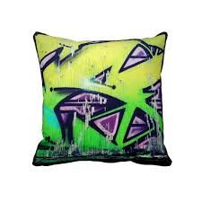graffiti pillows - Google Search