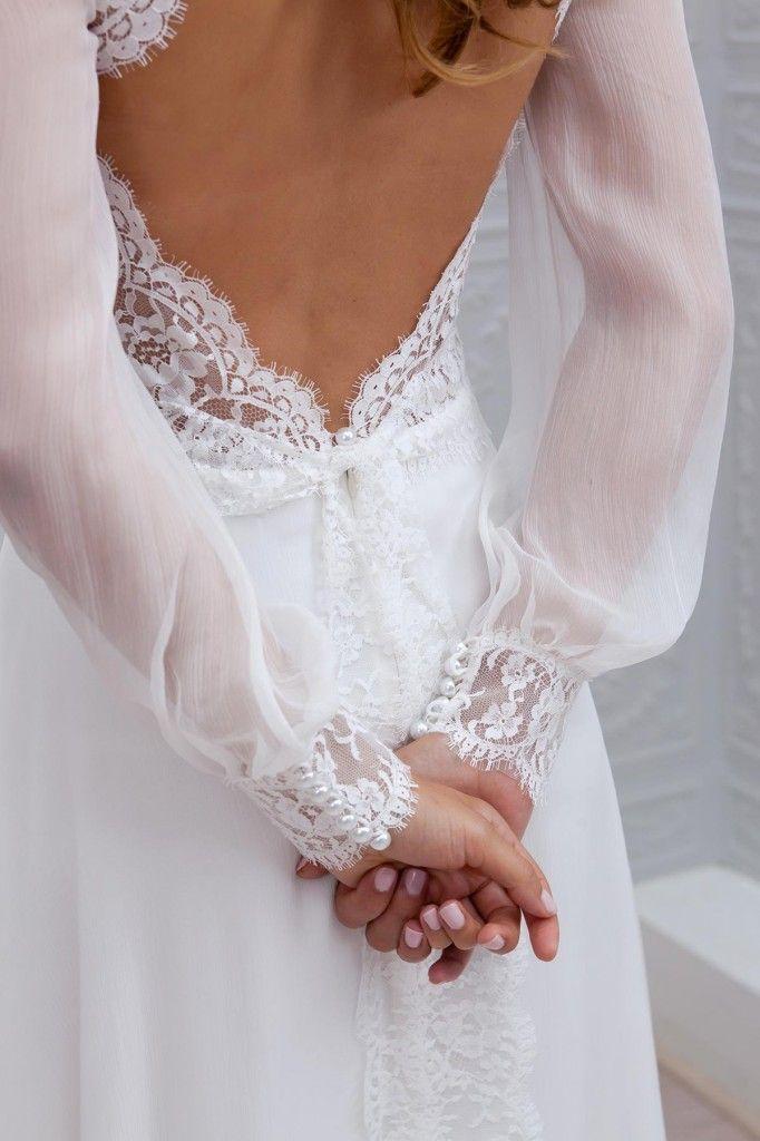 » Robe de mariée Marie Laporte 2015 – Modèle Angelique 3