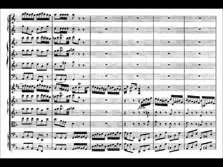 Johann Sebastian Bach: Brandenburg Concerto No.1