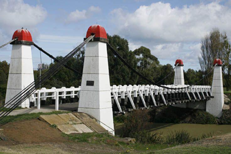 Woolaston Bridge - Warrnambool
