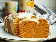 Karotten Kokos Kuchen mit Zimt - saftig und lecker!