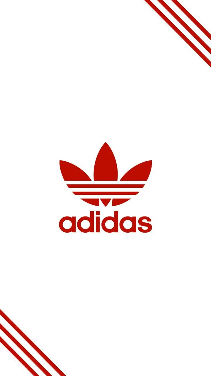 Red Adidas Tapety